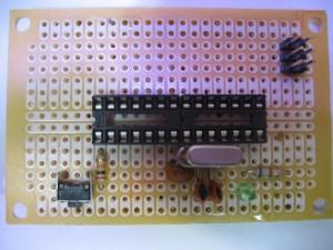 ATmega328 ICSP Board