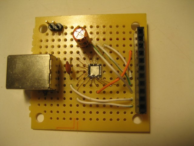 Kerry D  Wong » Blog Archive » An Arduino Compatible Using CP2102
