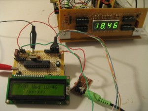 Clock Synchronization Via I2C