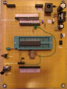 ZIF Arduino Prototyping Board