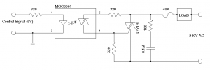 TRIAC Controller