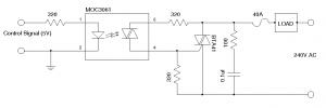 TRIAC Controller