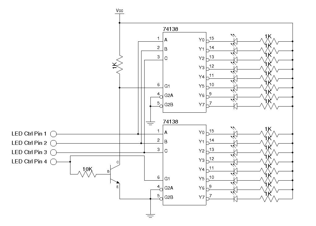led metronome circuit data set u2022 rh nicaea co LED Array Schematic NE555 Circuits
