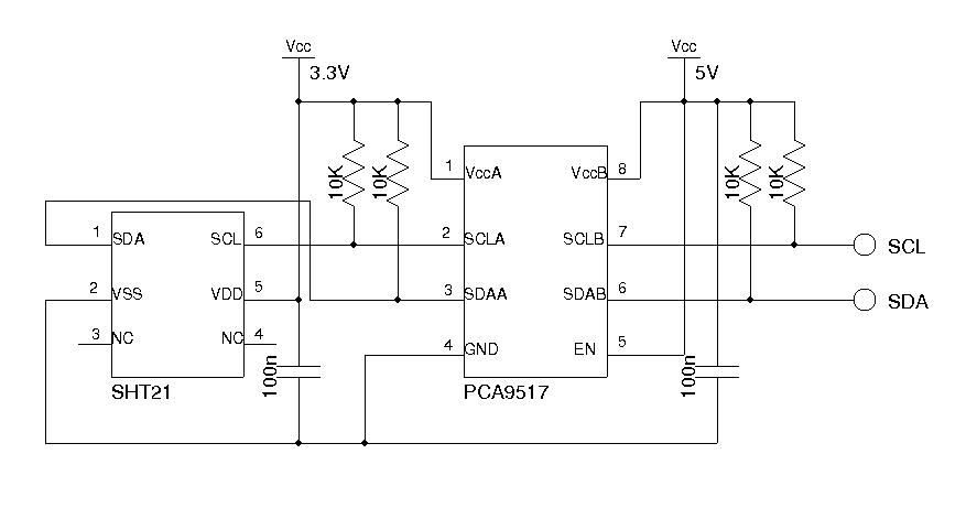 i2c Multiplexer (PCA9540B) - Bigfoot Arduino Lab