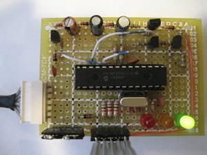 USBPICProg Board