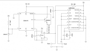 Milliohm Measurement Circuit