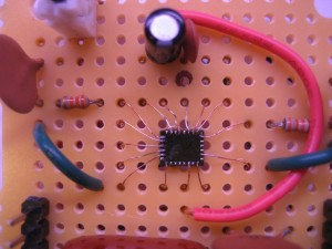 Finished LPY450AL Board