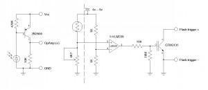 Synchronous Flash Trigger Using IGBT