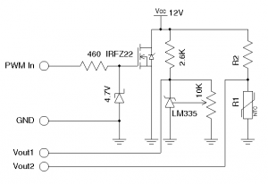 Thermistor Parameter Tracer