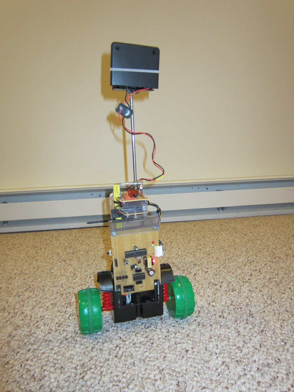 Kerry D  Wong » Blog Archive » A Self-Balancing Robot – III
