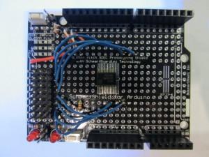 PCA9548A I2C Shield