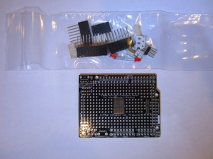 Schmartboard Arduino Shield Kit