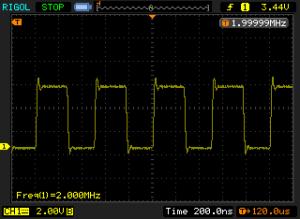 PWM 4 (2 MHz)