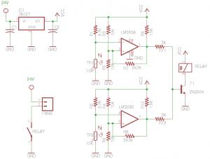 Dual-sensor Fan Controller