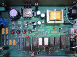 Keithley 196 Bottom PCB