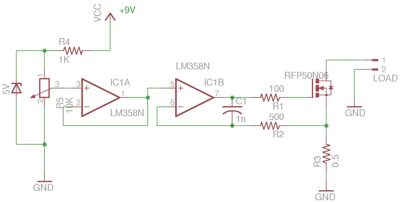 High Voltage Attenuator Circuit Excellent Electrical Wiring Dc Load Control Solid State Relay Del30007 Dummy Schematic Get Free Image About Diagram Guitar Controlled