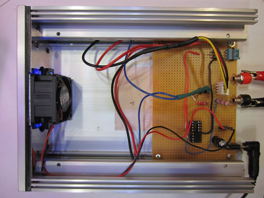 Kerry D Wong Blog Archive Constant Current Dummy Load In An Hdd Arduino Programmable Power Resistance Use 1