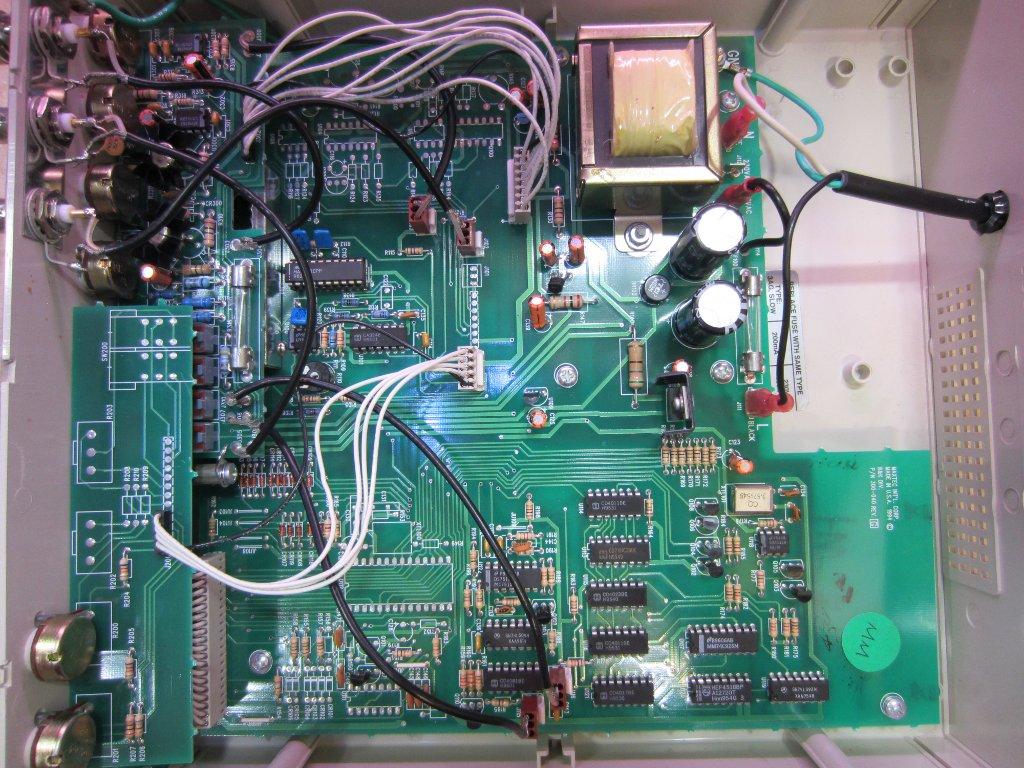 Kerry D Wong Blog Archive Bk 4011 Function Generator Teardown Working Of Circuit Bk4011 1