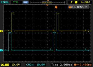 Grid Drive Waveform
