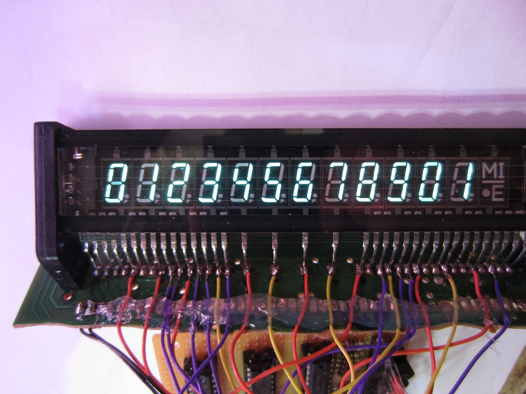 Kerry D Wong Blog Archive A Diy Vacuum Fluorescent Display Driver 7segdriverinverterwiringdiagramjpg Without Filter
