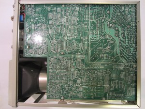 Bottom PCB (HV Shield Removed)