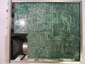 Bottom PCB (HV Shield Removed)