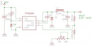 TPS5420