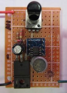 TPS5420 Board