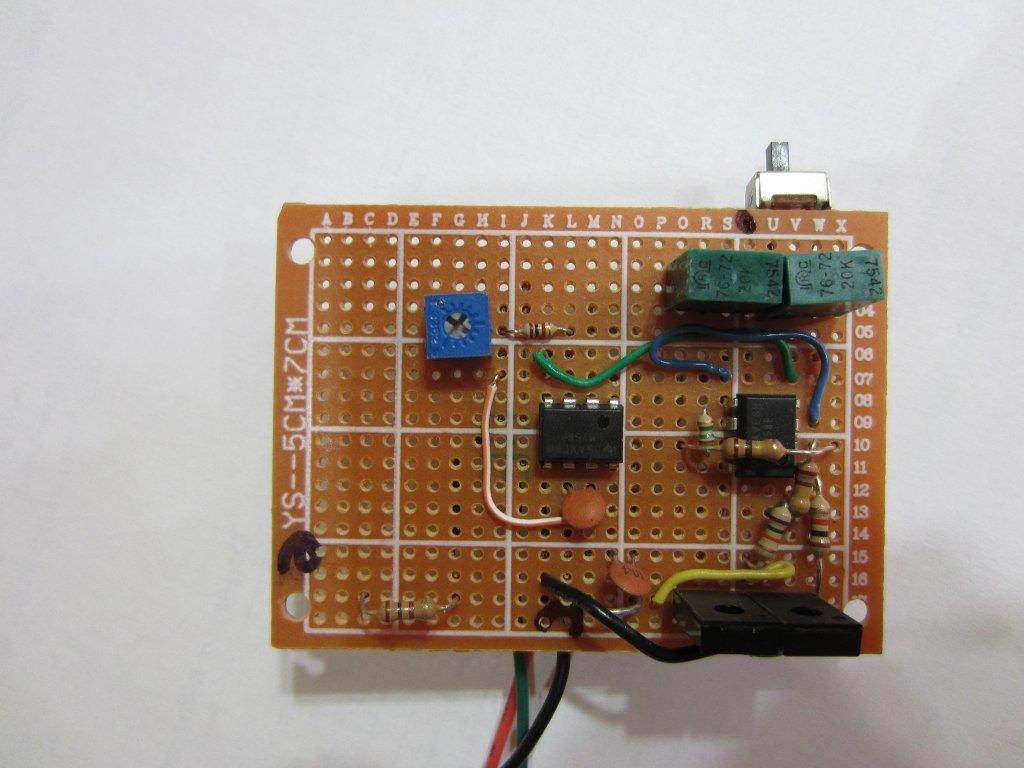 Waveform Generator For Curve Tracer Circuit Diagram Tradeoficcom