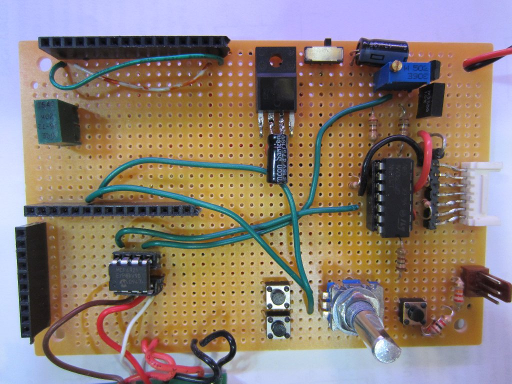 Kerry D Wong Blog Archive Building A Constant Current Tester Electronics Forum Circuits Projects And Microcontrollers Circuitboard1 Circuitboard2