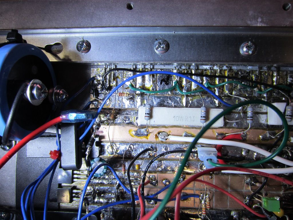 Kerry D Wong Blog Archive A Digitally Controlled Dual Tracking 5v Symmetrical Regulated Power Supply 1a Electronicslab For Those Who Are Impatient Heres Picture Showing The Set Maximum Output Voltage And Current Limit