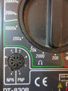 transistorsocket