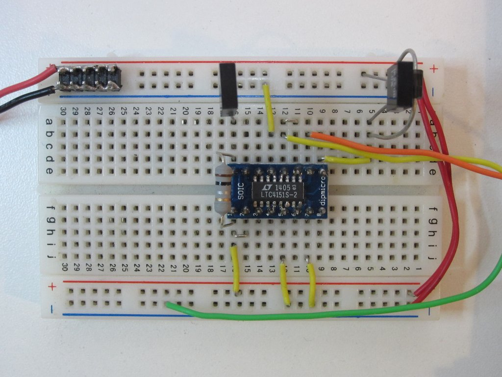 Kerry D  Wong » Blog Archive » Arduino Library For LTC4151