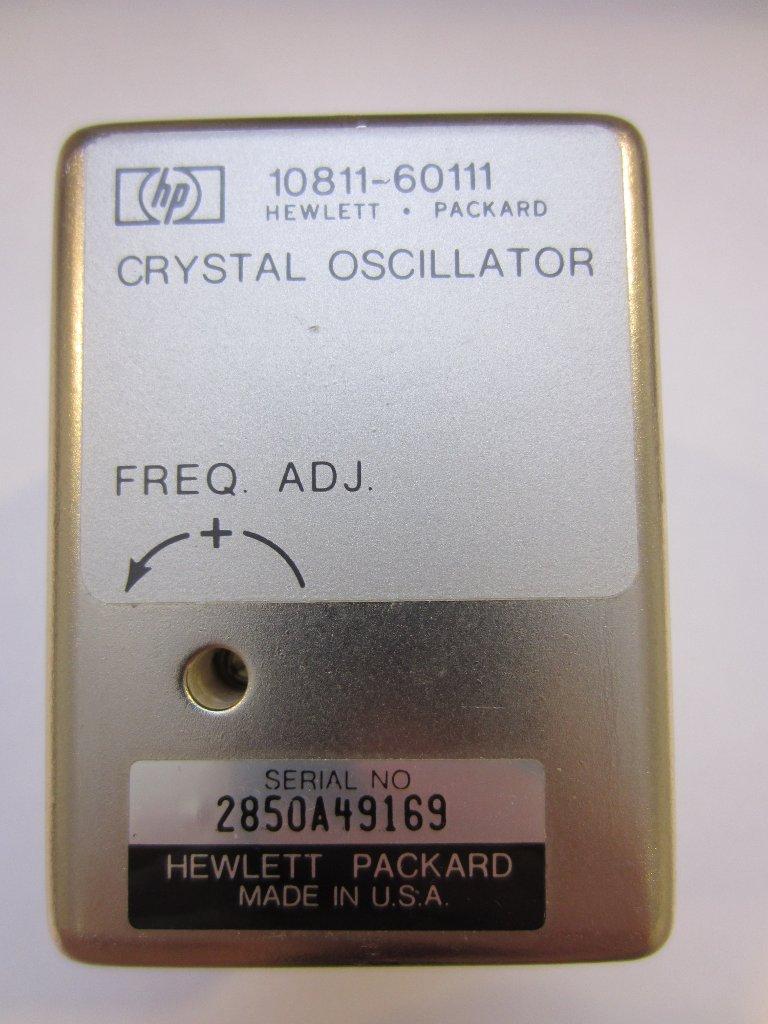 Kerry D  Wong » Blog Archive » HP 5350B OCXO Repair