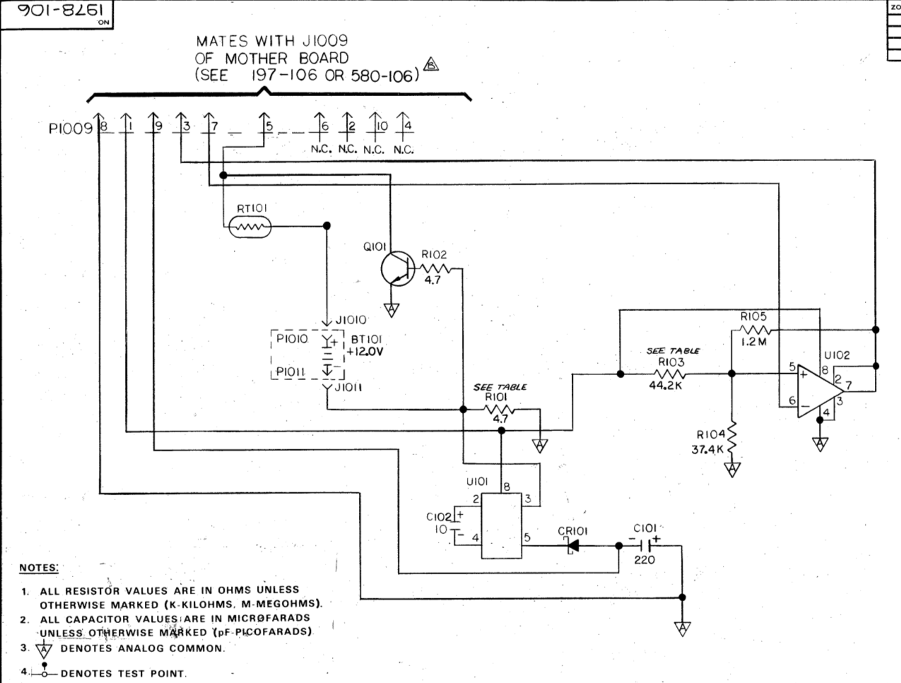 Kerry D Wong Blog Archive Keithley 197 Battery Option Build Circuit Charger Lm393 Picture Of Good Electronic Basically It Uses A Maxim Si7661 Now Obsolete Charge Pump To Create The Symmetric Negative Operating Voltage 12v And Charging Is Formed