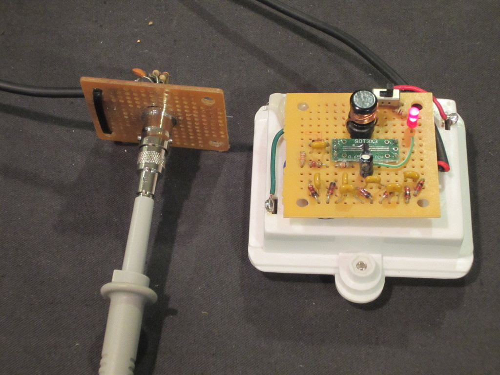 Kerry D  Wong » Blog Archive » Oscilloscope Probe Rise Time