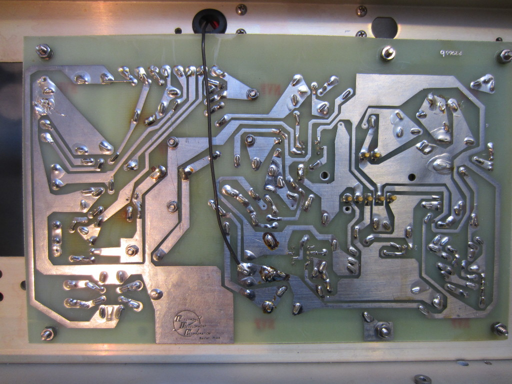 Kerry D Wong Blog Archive Edc Krohn Hite Mv216a Dc Voltage Zener Diode Tester In The Video Below I Did A Teardown And Some Testing Of Also Measured Temperature Coefficient Reference