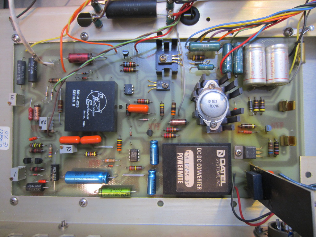 Kerry D Wong Blog Archive Edc Krohn Hite Mv216a Dc Voltage Circuit Or To Converter A Negative Positive Switch Between The Ac Power And External Crude But Rather Effective Is Used Two Bridge Rectifiers Prevent Voltages From