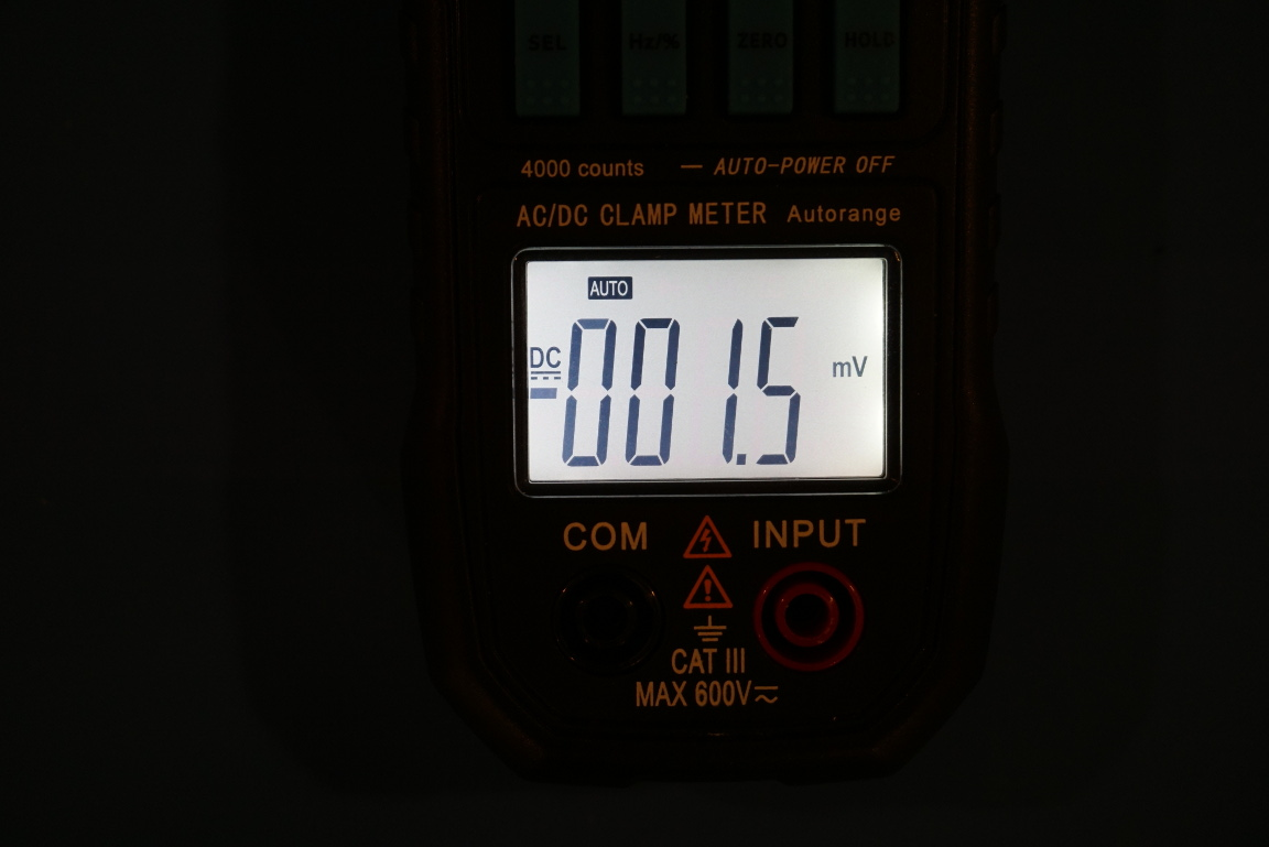 Kerry D  Wong » Blog Archive » BSide ACM03 Plus Clamp Meter Review