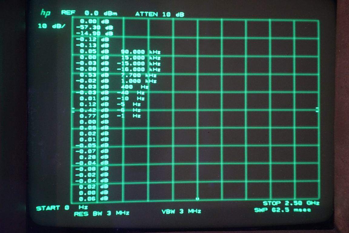Kerry D Wong Blog Archive Hp 8566b Spectrum Analyzer Yto Wiring Diagram I Proceeded To Opening Up The Rf Section Almost Forgot Had Done That When First Got It A Couple Of Years Ago You Can Check Out Some Pictures Taken