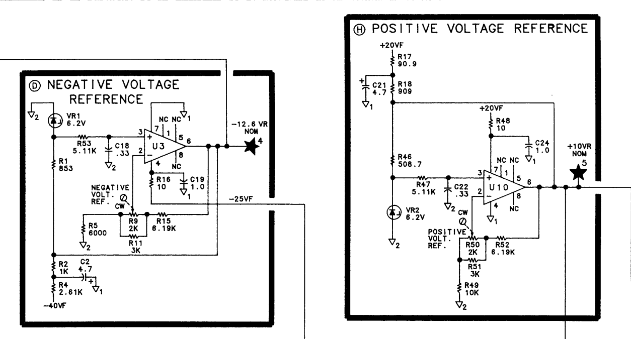 Kerry D Wong Blog Archive Hp 8566b Spectrum Analyzer Yto Wiring Diagram I Also Painstakingly Measured Every Single Capacitors Esr On The Dac Board And While Esrs All Good Capacitor Connected To Positive