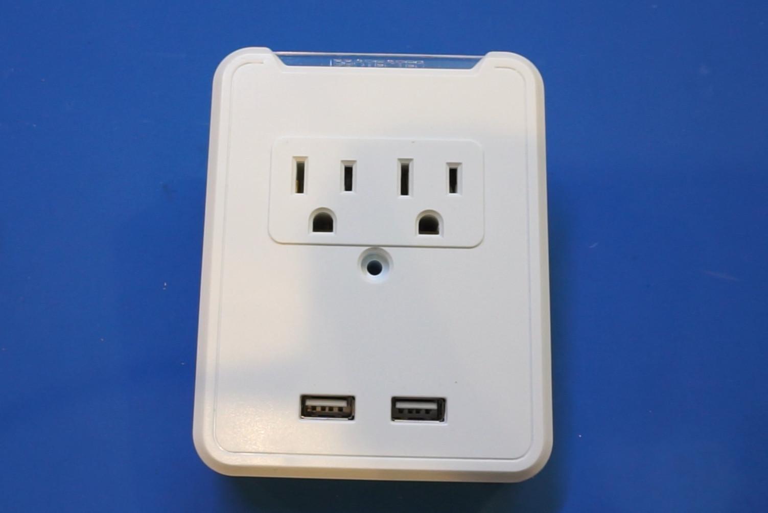 Kerry D  Wong » Blog Archive » Teardown of an MVMT Dual USB Port